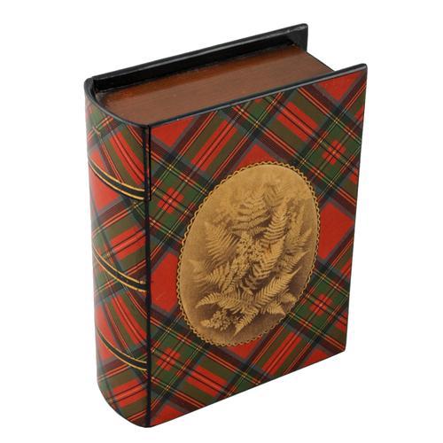 Mauchline Ware Card Box (1 of 8)