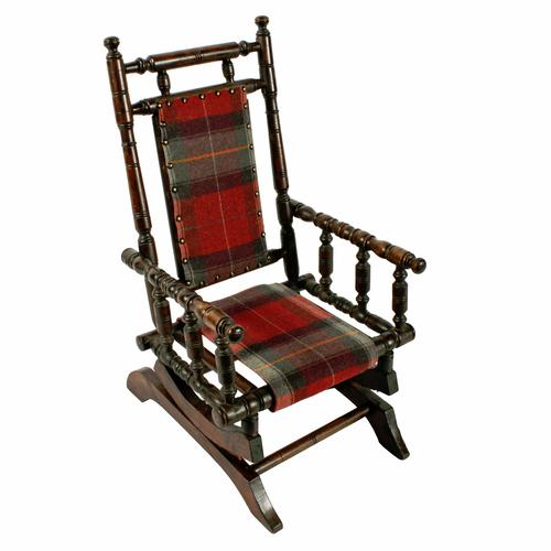 American Child's Rocking Chair (1 of 8)