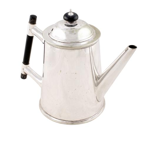 Victorian Silver Plated Tea Pot (1 of 8)