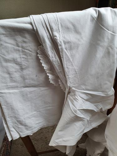 Collection of Nine Pieces of  Antique & Vintage Clothing - Nighties, Shifts, Slips & Bloomers (1 of 10)