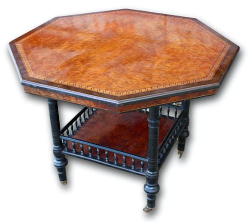 Large Victorian Occasional Table (1 of 5)