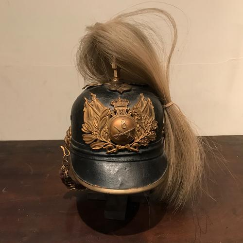 Imperial Germany Military Helmet (1 of 7)