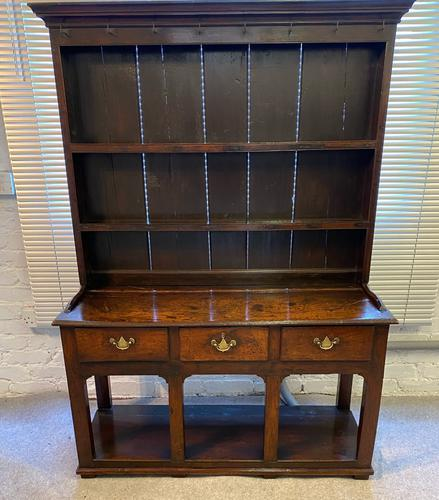 18th Century South Wales Dresser & Rack (1 of 10)