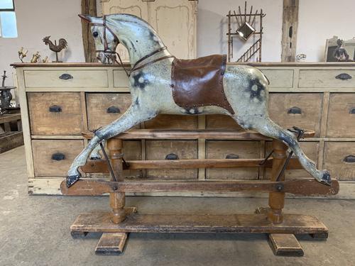 Antique Rocking Horse (1 of 9)