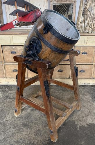Butter Churn with Stand 1930s (1 of 6)