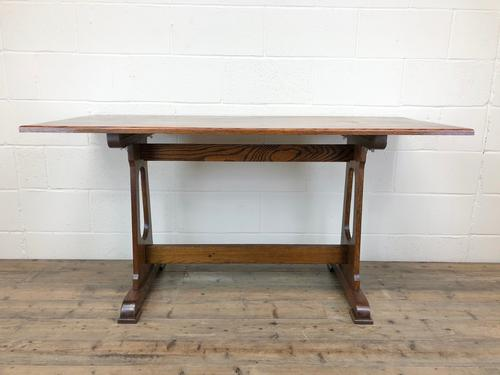 Early 20th Century Oak Dining Table c.1920 (1 of 12)