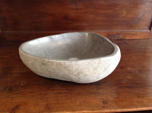 Solid Granite Stone Washbasins Sinks (1 of 9)