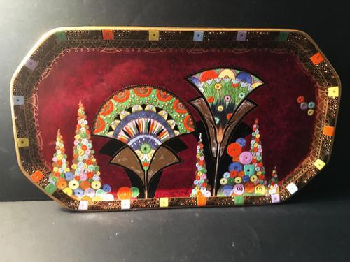 Carltonware Dressing Table Tray c.1920 (1 of 1)