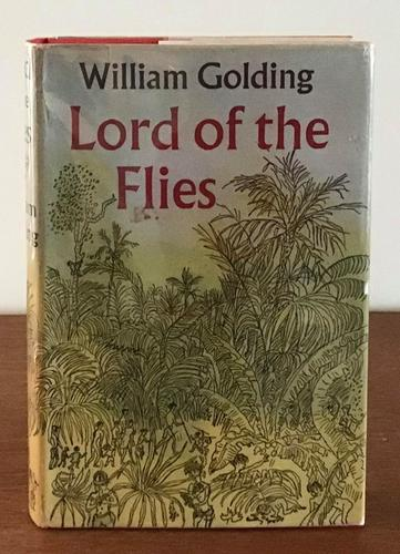 1957 Lord of the Flies by   William Golding (1 of 7)