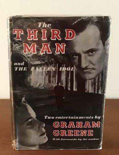1950 the Third Man and the Fallen Idol by Graham Greene 1st Uk Edition and Jacket (1 of 6)