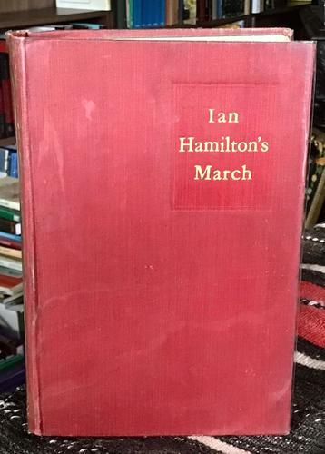 Ian Hamilton's March  by   Winston Spencer Churchill, 1900, 1St Edition (1 of 5)