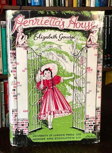 1942 Henrietta'S House by Elizabeth Goudge 1St Edition + Dust Jacket (1 of 8)