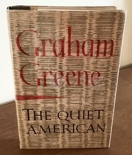 The Quiet American by Graham Greene, 1955, 1st Edition (1 of 6)