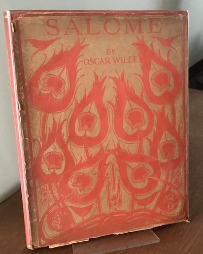 Salome  by   Oscar Wilde,  Illustrated by Aubrey Beardsley (1 of 8)