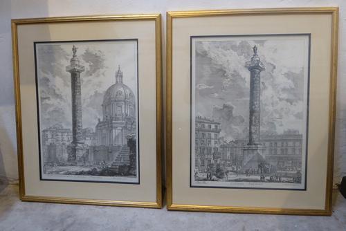 Pair of Grand Tour Engravings (1 of 7)