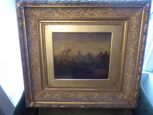 Early 19th Century Oil Painting (1 of 5)