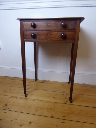 Small English Regency Side Table (1 of 10)