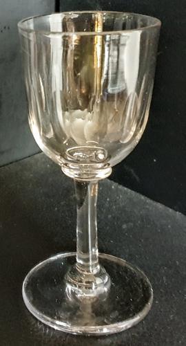 William IV Port Glass c.1835 (1 of 4)