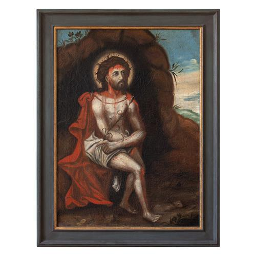 18th Century German School Oil Painting, the Resurrection of Jesus Christ (1 of 11)