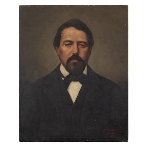 Vitus Reisacher, Portrait of a Gentleman (1 of 8)
