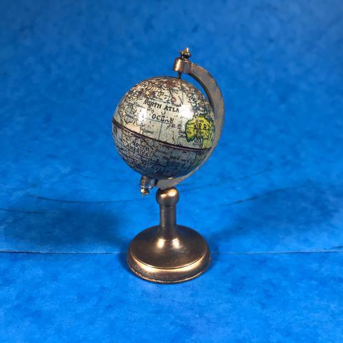 Tinplate Globe c.1920 (1 of 9)