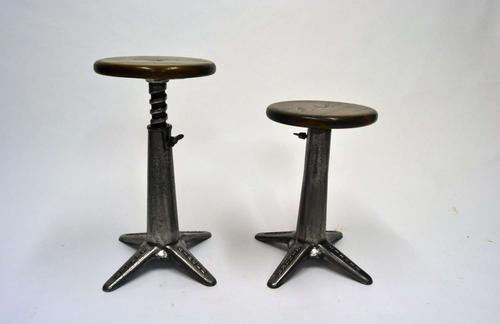 1930s Singer Stools (1 of 5)