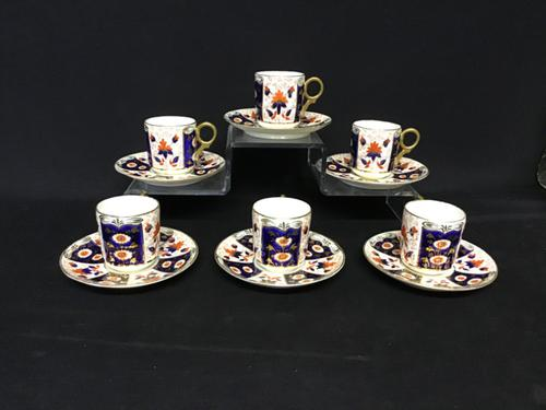 Coffee Cans - Crown Derby (1 of 6)