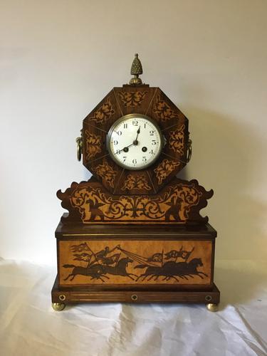 Victorian Bracket Clock (1 of 11)