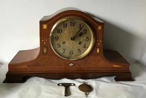 Mantel Clock c.1920 (1 of 6)