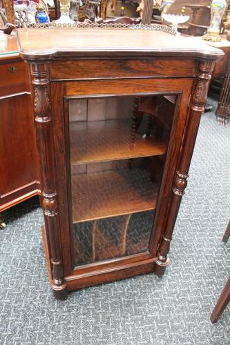 Music Cabinet c.1880 (1 of 5)