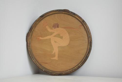 """William Arthur Chase For the Rowley Gallery """"Dancer with Cymbals"""" (1 of 10)"""
