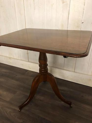 Tripod Tilt Top Card Table c.1880 (1 of 6)