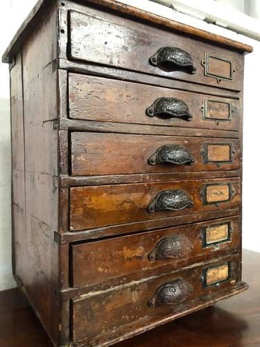 Small Chest of Drawers c.1910 (1 of 8)