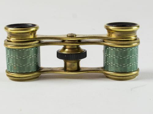 Small Pair of French Opera Glasses (1 of 6)