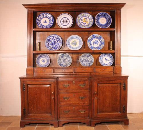 18th Century Oak Dresser (1 of 7)