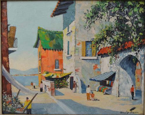 Cecil Rochfort Doyly John Oil Painting (1 of 3)