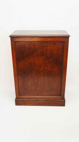 Victorian Mahogany Shelved Hall Cupboard (1 of 17)