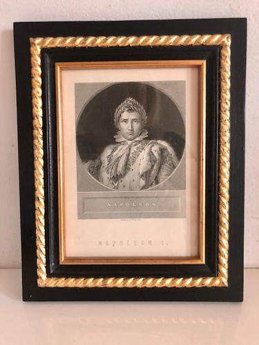 Napoleon Bonaparte Engraving by William Holl c.1804, Framed (1 of 4)
