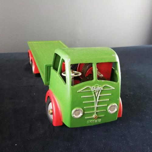 Shackleton Toy - Mechanical Foden F.G Vehicle. Boxed (1 of 8)