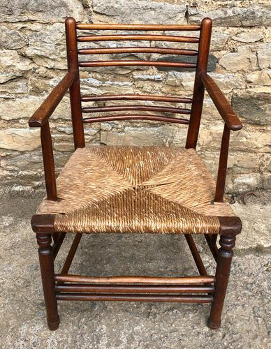 Antique Sussex Style Country Chair (1 of 19)