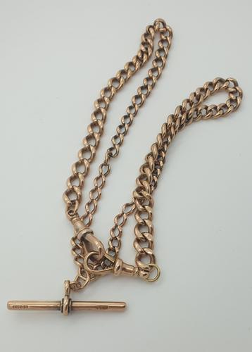 8ct Albert Watch Chain (1 of 6)
