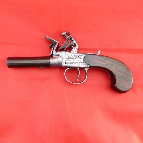Scottish Flintlock Pocket Pistol (1 of 6)