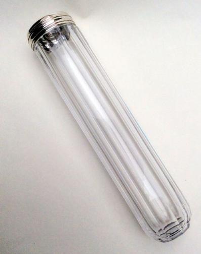 Silver Mounted Victorian Vanity Jar (1 of 8)