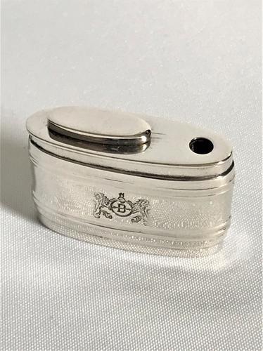 Swedish Silver Pill / Saccharine Dispenser (1 of 5)