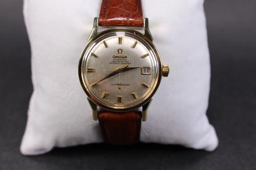 Omega Constellation Automatic Day Date Chronometer (1 of 5)