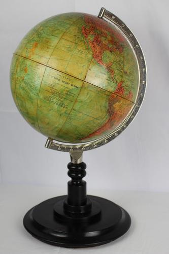 Philips' 12' Relief Globe (1 of 5)