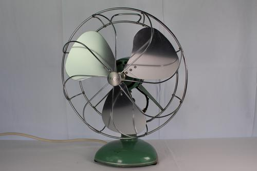 Mid 20th Century Frost & Co Electric Fan (1 of 4)