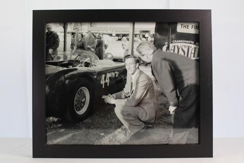 Original Unpublished Photograph & Negative (1 of 1)