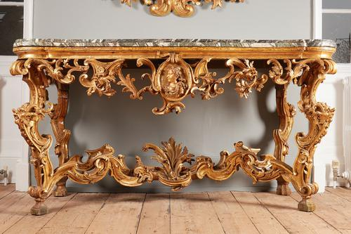 18th Century Italian Console Table From Tuscany (1 of 6)