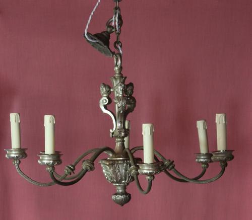 Authentic Silver Plated Light (1 of 4)